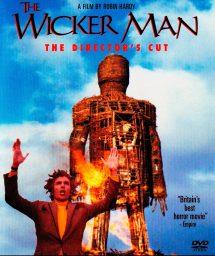 el hombre de mimbre the wicker man poster