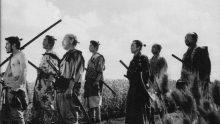 Los siete samuráis (Shichinin no samurai)